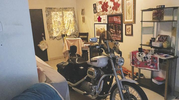 Gibson & Cravey Motorcycle Theft