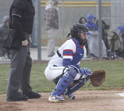 Generals Baseball Catcher