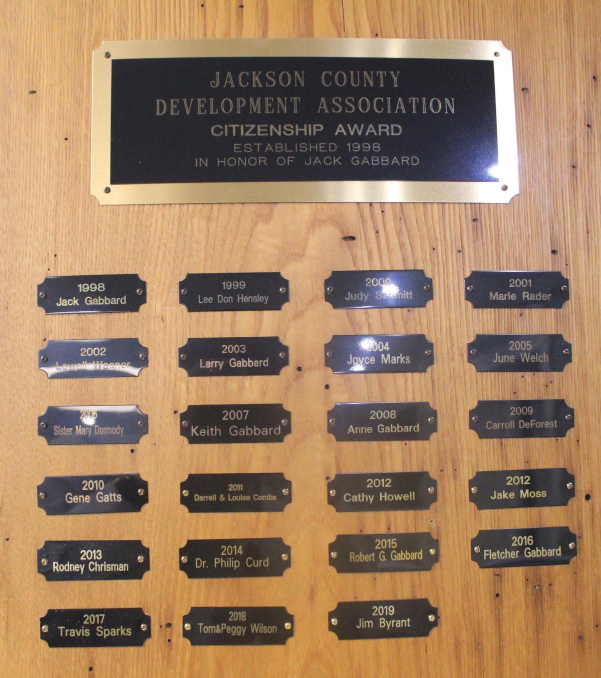 Past Recipients of Jack Gabbard Citizenship Award.jpg