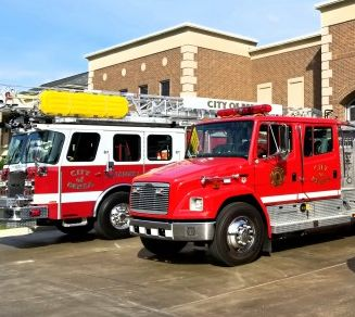 Berea Fire Department endured busy month in August   News