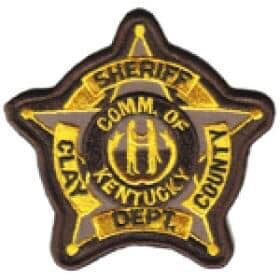 Clay Sheriff's Department Activity Report