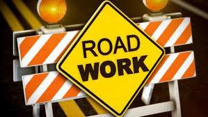 Road work image