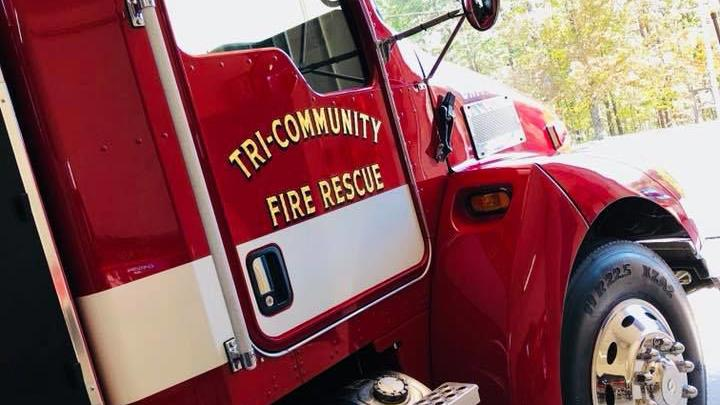 ATV Rider Rescued Due to the Help of Tri-Community Volunteer Fire Dept