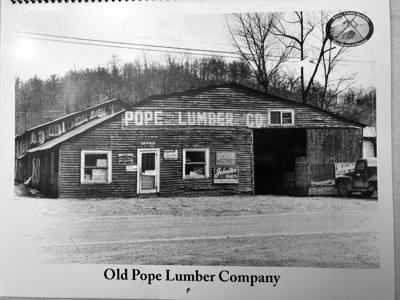 Old Pope Lumber
