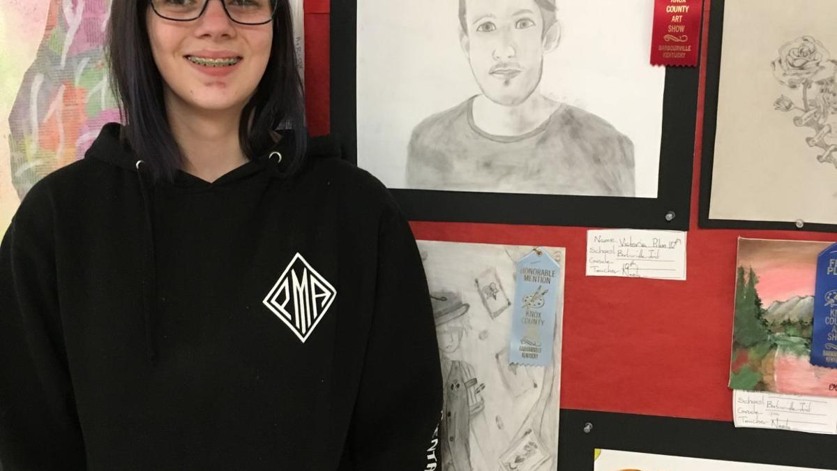 Knox County Art Show Highlights Students' Talents