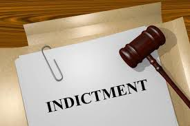 Former law officer indicted