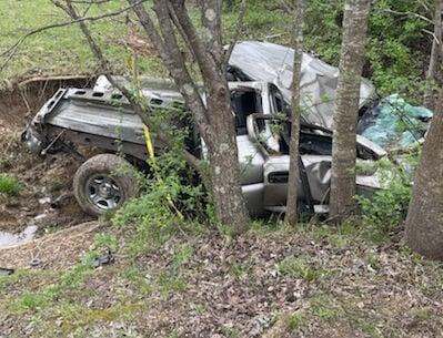 KY 229 crash april 13 2021
