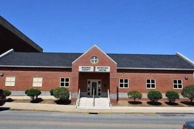 Madison County Detention Center:  Saturday, September 11, 2021
