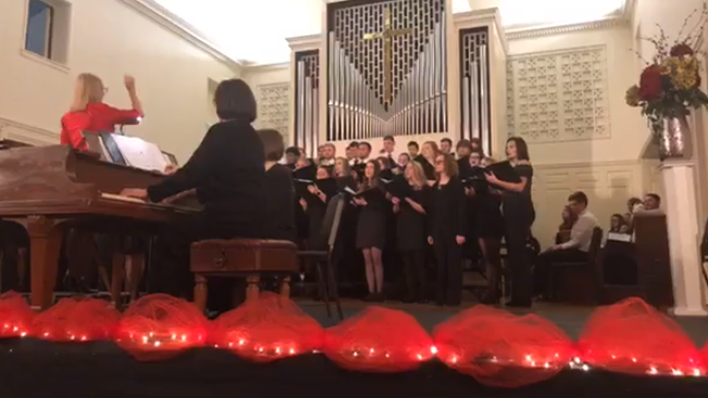 2019 Union College Valentine Day Concert