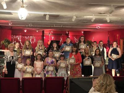 Amburgy Recital for Spring 2019