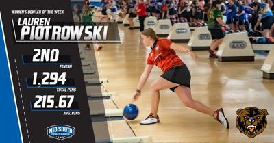 UPike Women's Bowling