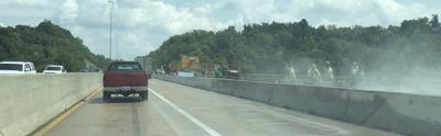 I-75 work and stuff