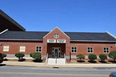 Madison County Detention Center Recap:  September 6 - 8, 2021