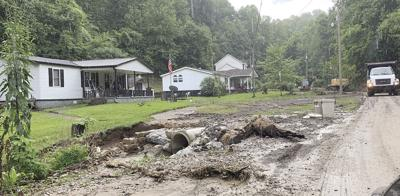 Stone Coal Road residents being flooded regularly