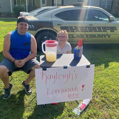 Kayleigh's Lemonade Stand!