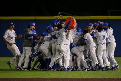For Baseball Cats, It's Time To Buckle Down