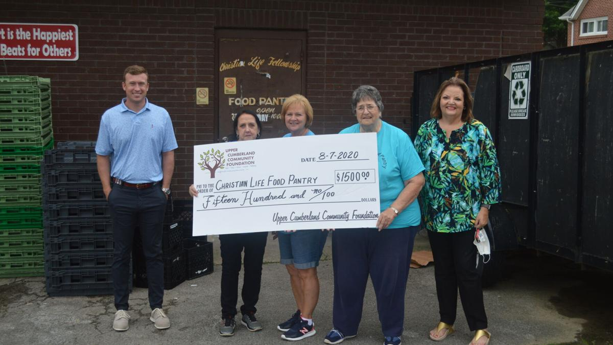 Food pantry receives donation for food; volunteers needed