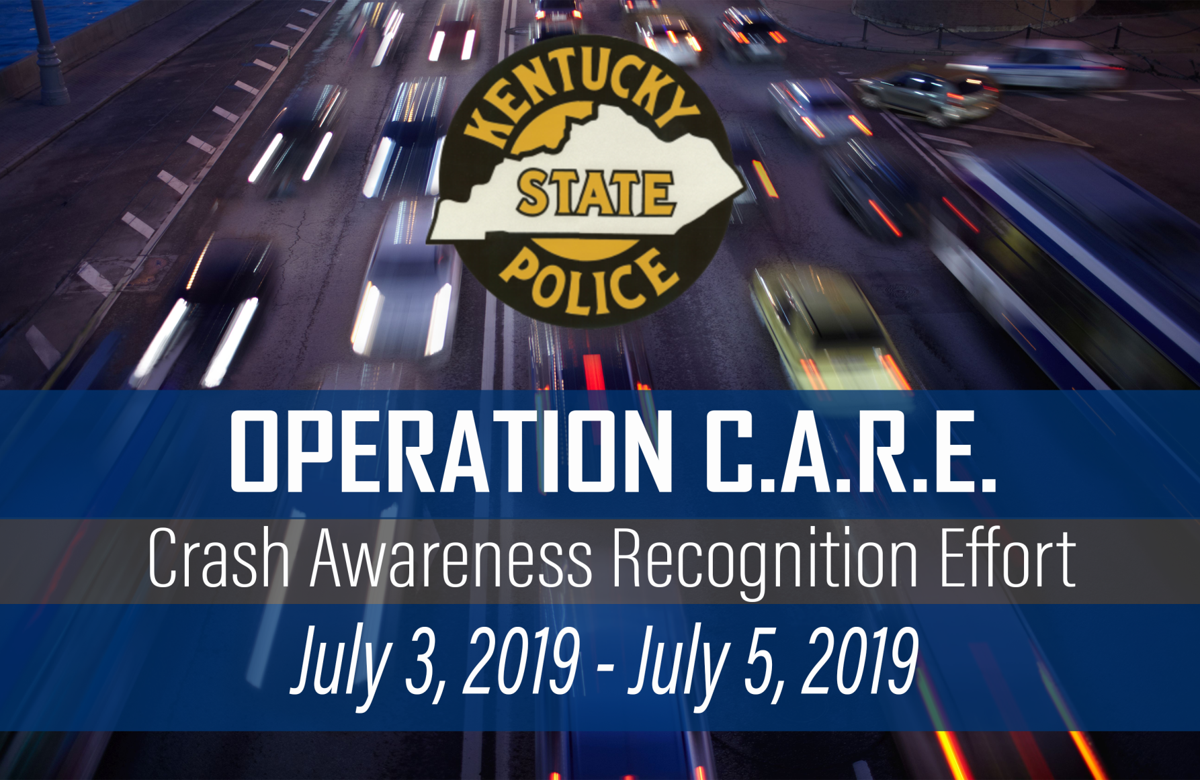 KSP Increases Traffic Enforcement during the Fourth of July