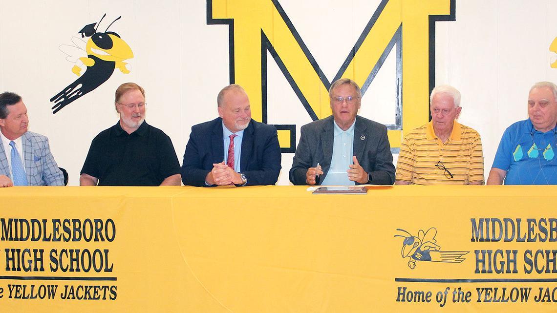 "Coach Tom ""Chalk"" Stapleton Week proclaimed in Middlesboro"