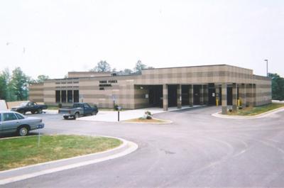 Three Forks Regional Jail