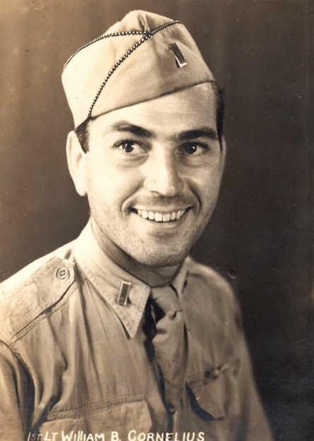 1st Lt William B Cornelius