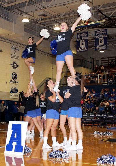 Bell Cheerleaders