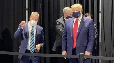 Why wear a mask when you go out in public? Because you may have the coronavirus and not know it, and it's highly contagious