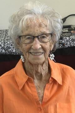 Ruth Robinson obituary