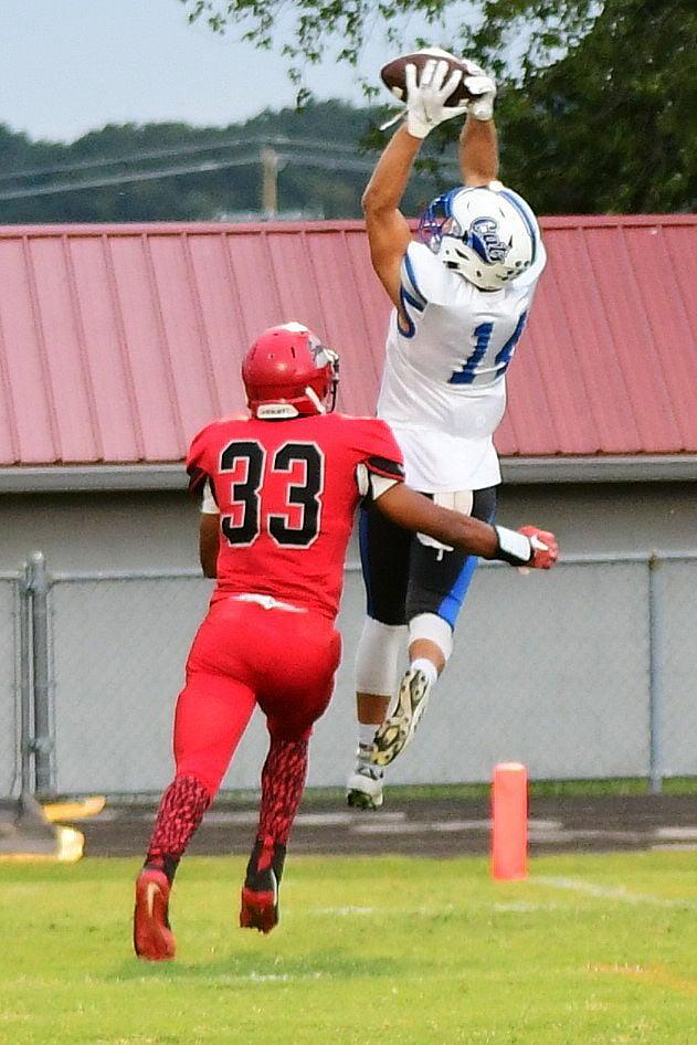 BC-Jones catch