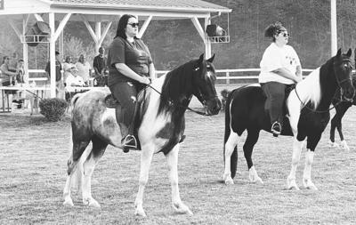 Scenes of The Spring 2021 Lee County Saddle Club Horse Show