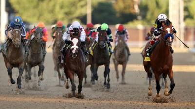 Authentic Claims the Garland of Roses in a Historic 146th Kentucky Derby Presented by Woodford Reserve