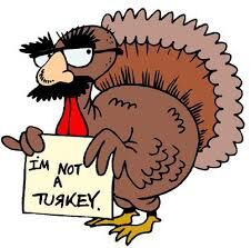 How to Fix a  Thanksgiving Turkey According to a  Kindergartner