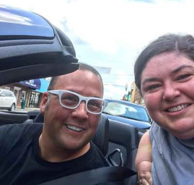 Kristen Smith,Graham Elliot