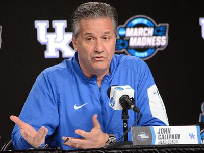 Calipari listening and learning, speaks out against racial inequality