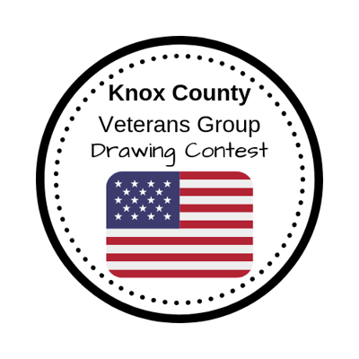 Graphic for Knox County Veterans Drawing Contest