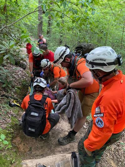 Local Search & Rescue Teams