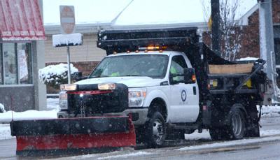 Berea snow truck