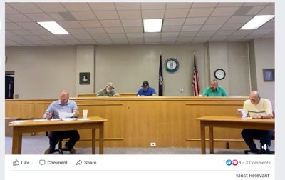 Jackson County Fiscal Court Special Meeting
