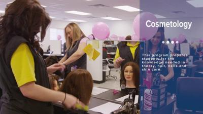 HCTC Helps Cosmetology Student through Classes, Life, and onto New Career