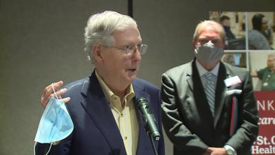 """McConnell: Nation Must Work Together to """"Stay on Offense Against the Virus"""""""