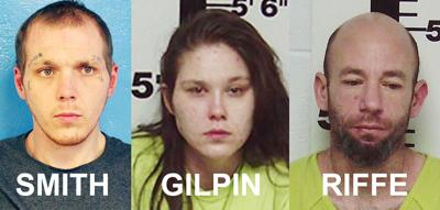 3 charged with murder