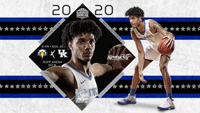 Kentucky basketball tips off tonight!