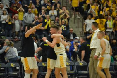 Knox Central knocks off Harlan County; claims regional title