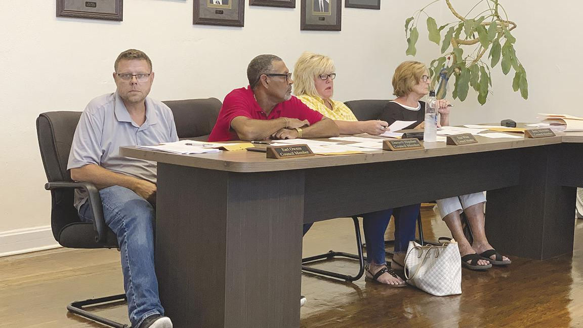 Council discusses campground issues
