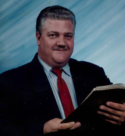 Pastor Jerry McIntosh