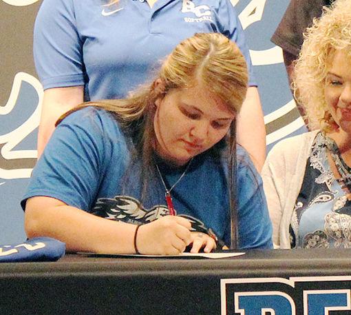 Brooks signing