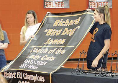 "Lynn Camp honors Richard ""Birddog"" Jones"