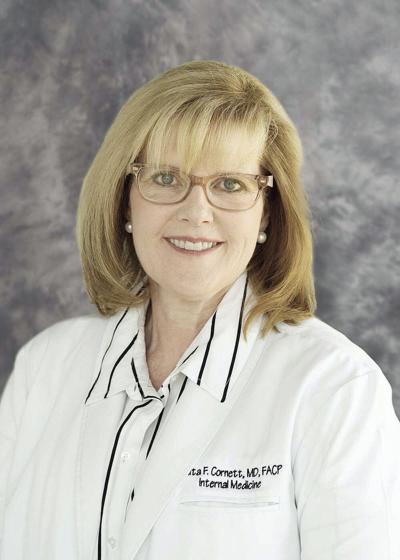 Dr. Anita Cornett, CMO was Awarded 2021 AdventHealth Christian Service Award