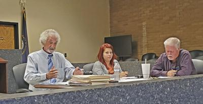 October Fiscal Court Meeting