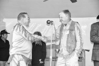 Homer Lee Jackson and Earl Hammons Jr.
